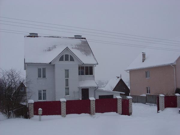 Утеплители в частном строительстве