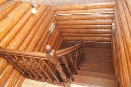 Пример Деревянного дома 1