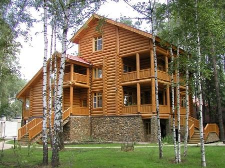 Пример Деревянного дома 2