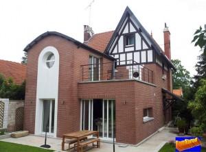 Выбор фасада современного загородного дома